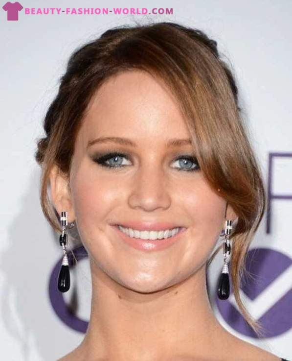 Top kapsels 2014 Jennifer Lawrence