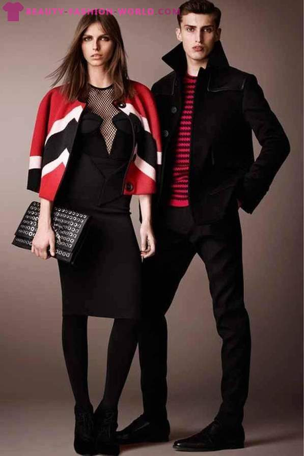 Burberry Prorsum Pre-Fall Collection 2013
