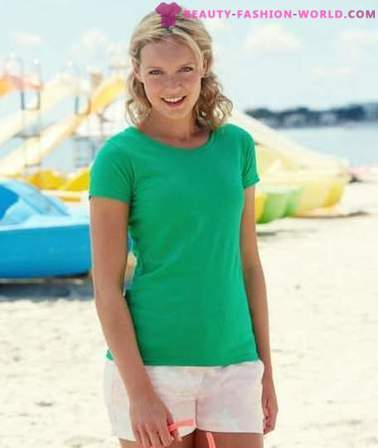 Trendy groen t-shirts