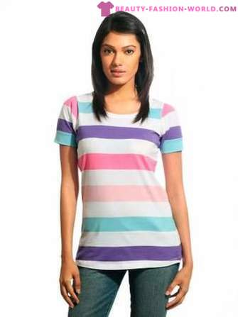 Women's fashion t-shirts